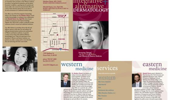IDI healthcare brochure