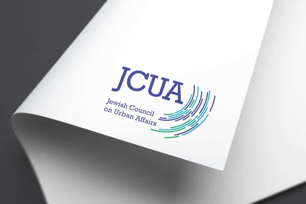 JCUA nonprofit logo redesign
