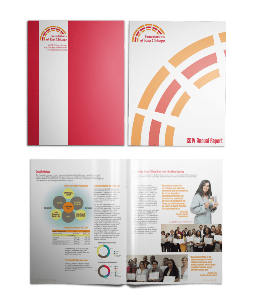 Foundations of East Chicago non-profit annual report