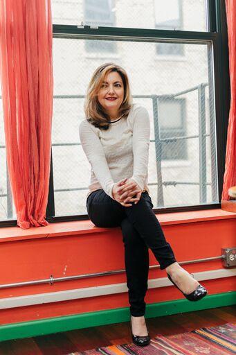 Lisa Ghisolf