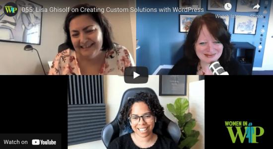 Women in WordPress, new site launches